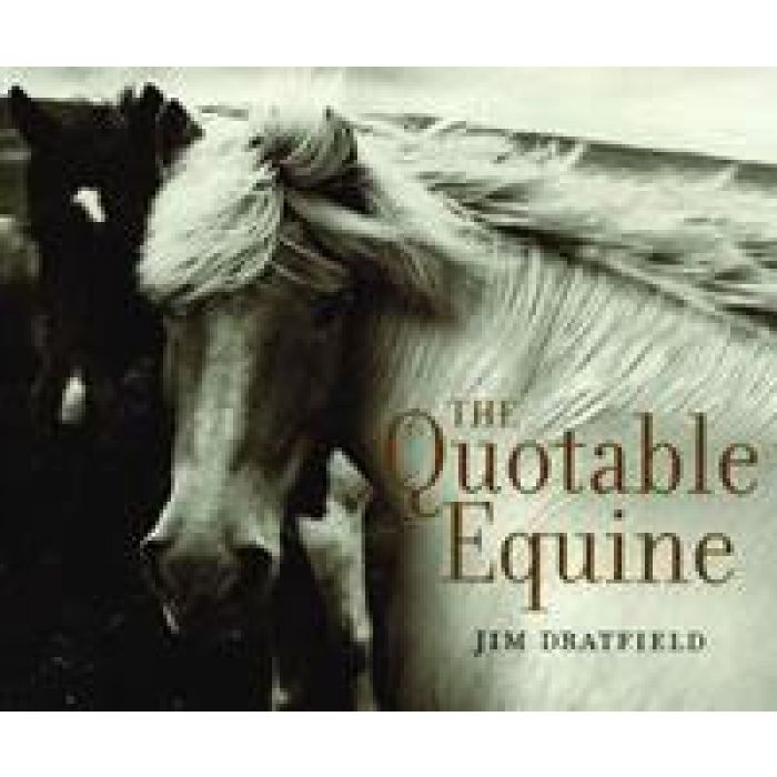The Quoatable Equine