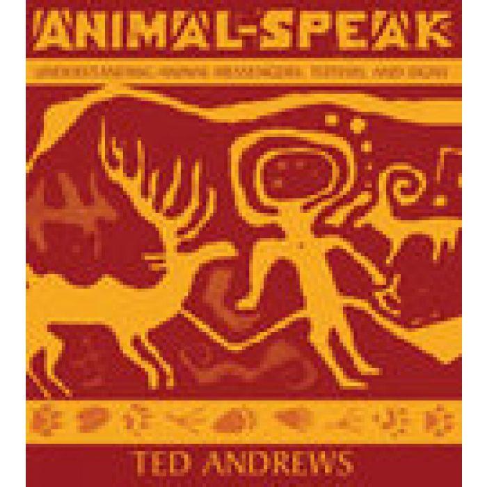 CD: Animal Speak by Ted ANDREWS