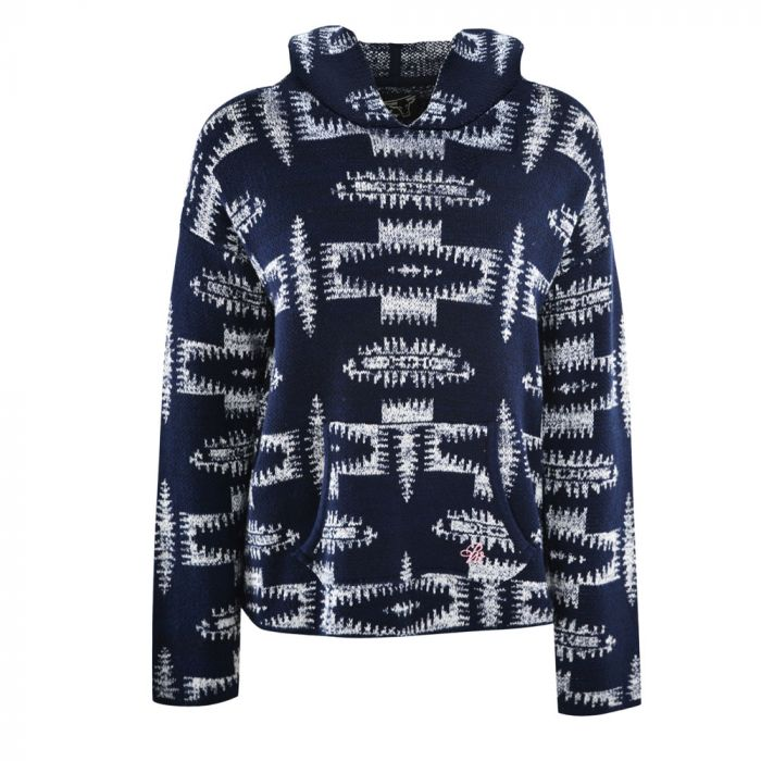 Pure Western Ladies Alexandra Knitted Pullover