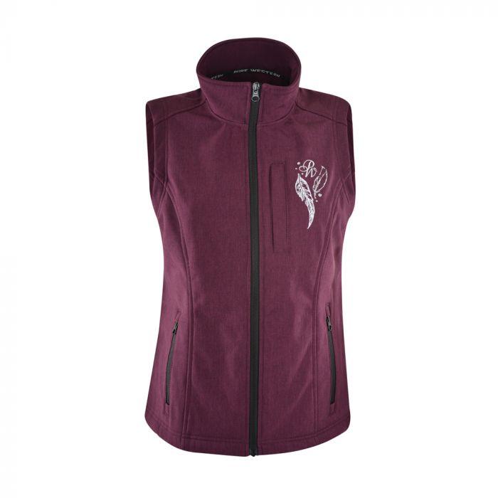 Pure Western Women's Angela Softshell Vest