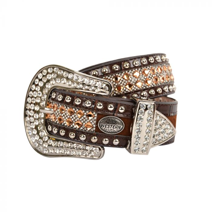 Pure Western Ladies Angelique Belt