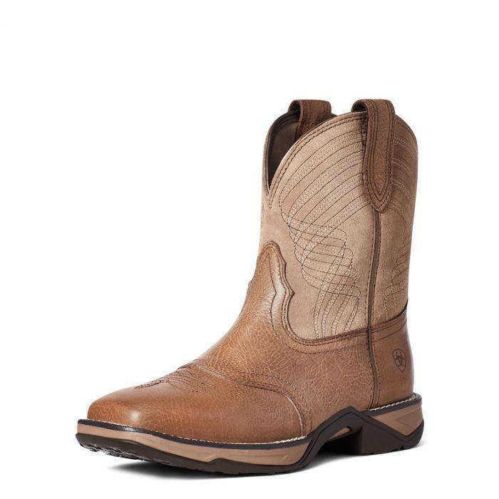 Ariat Womens Anthem Shortie Western Boot