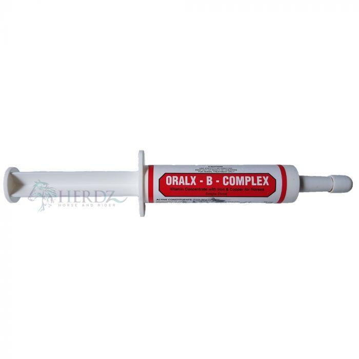 Oralx B Complex Paste 34g