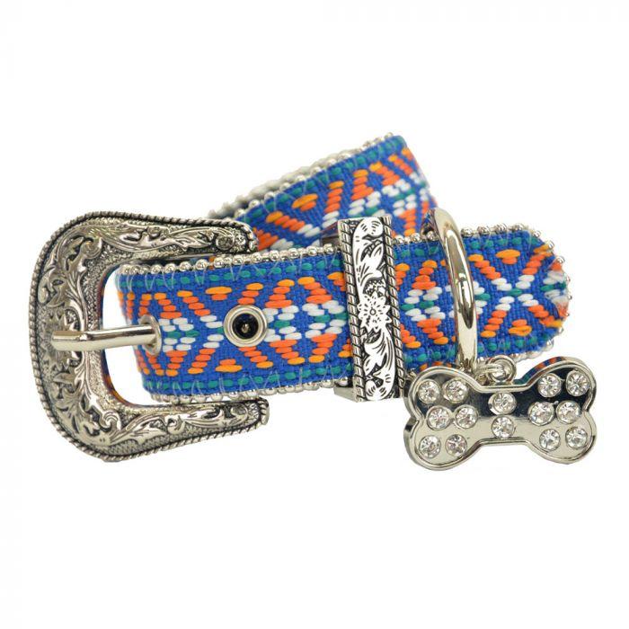 Pure Western Bailey Dog Collar