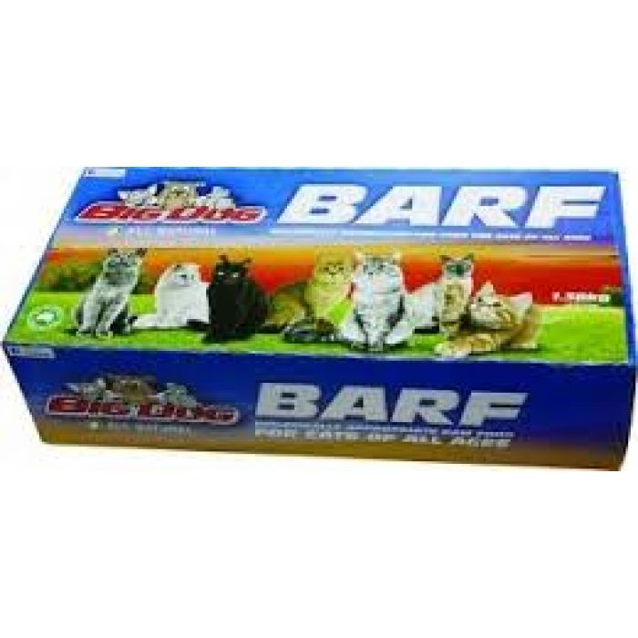 BARF for Cats