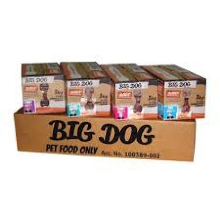 Big Dog Barf