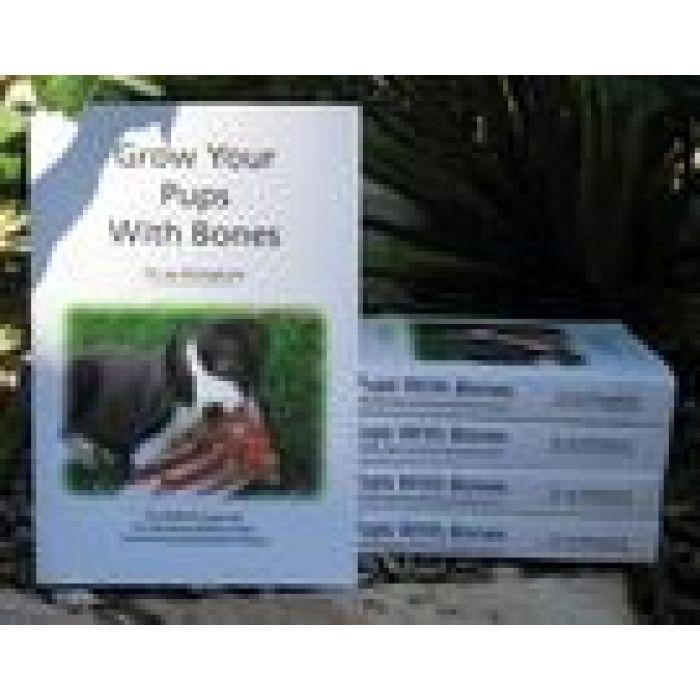 Grow Your Pups With Bones by Dr. Ian Billinghurst