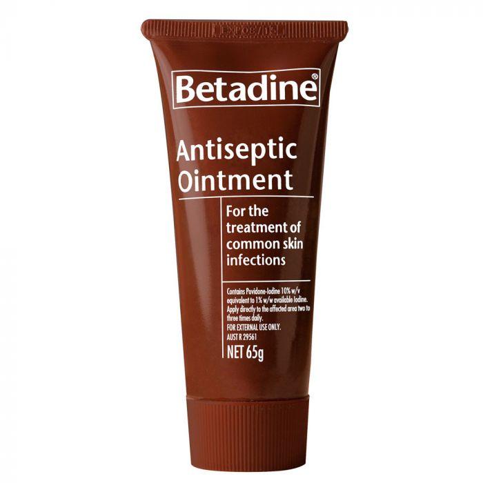 Betadine Antiseptic Ointment - 65g