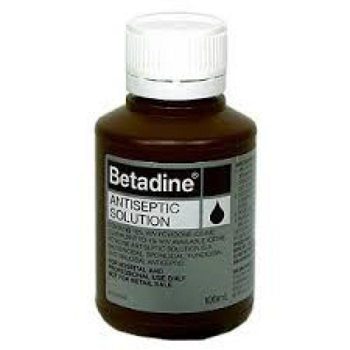 Betadine Antiseptic Liquid - 500ml