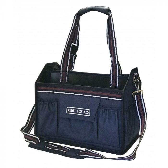 Enzo Grooming Bag - Navy