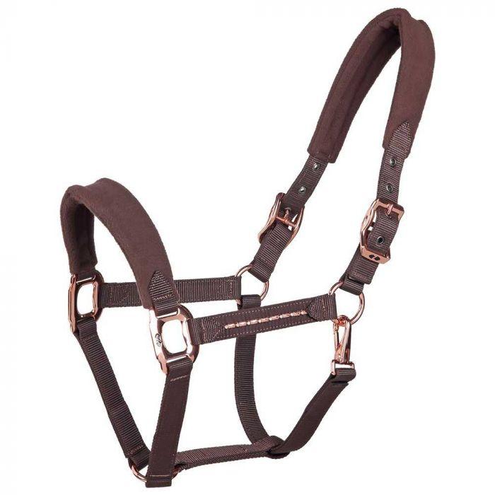 Bracelet Trim Halter - Brown
