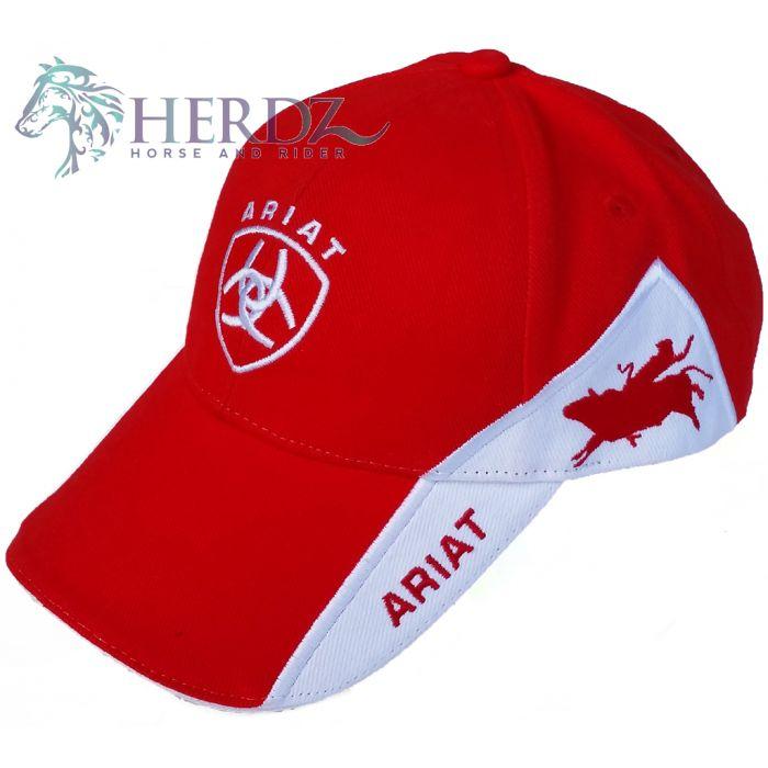 Ariat kids cap red bull
