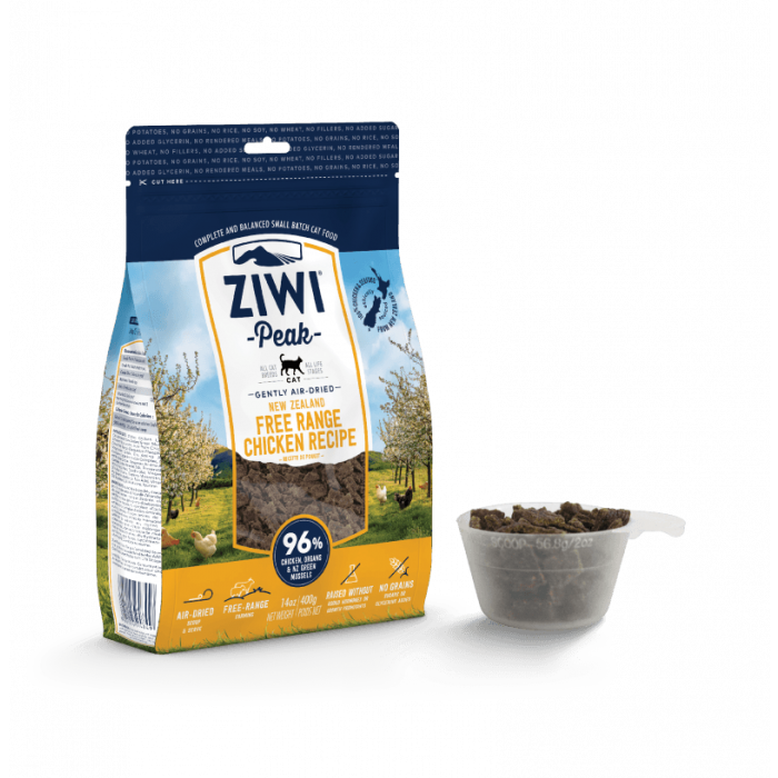 Ziwi Peak Air-Dried Chicken For Cats - 400g