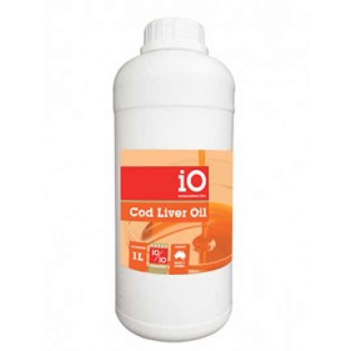 Independents Own Cod Liver Oil