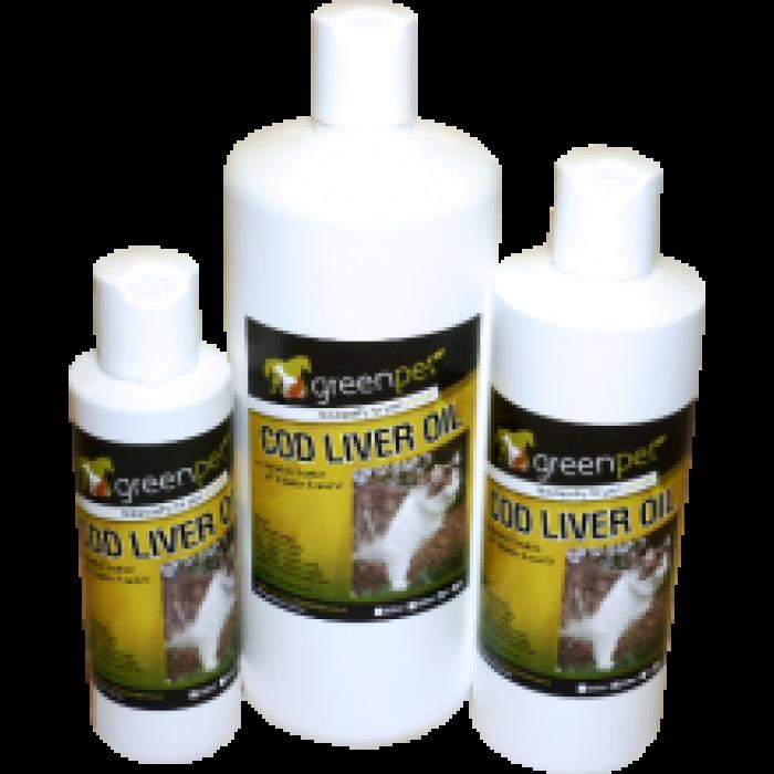 Greenpet Cod Liver Oil