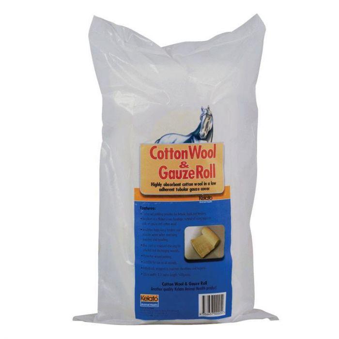 Kelato Cotton Wool and Gauze