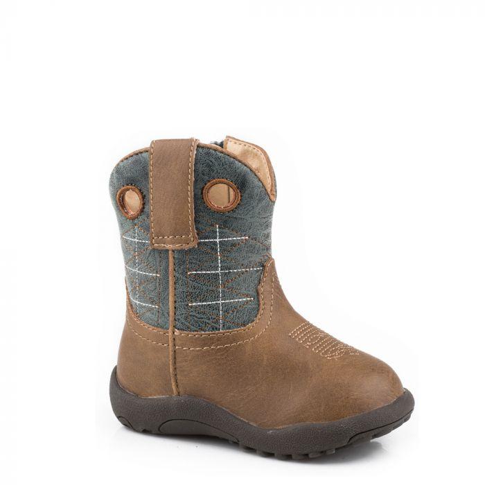 Roper Infants CowBaby Boots - Wild Bill