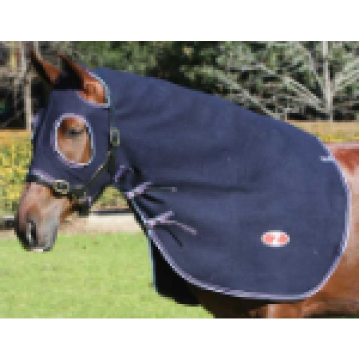 Winter Horse Rugs  -  Defender Wool Hood
