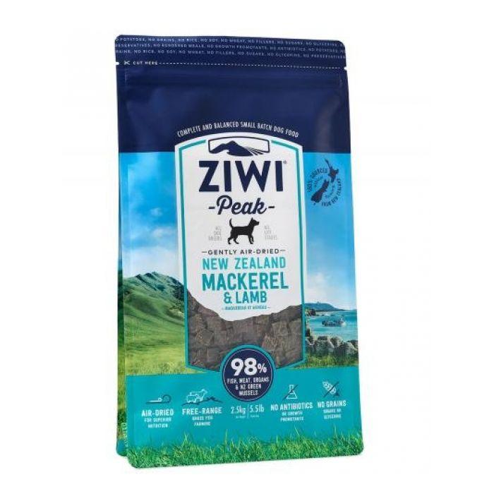 Ziwi Peak Air-Dried Mackerel & Lamb For Dogs