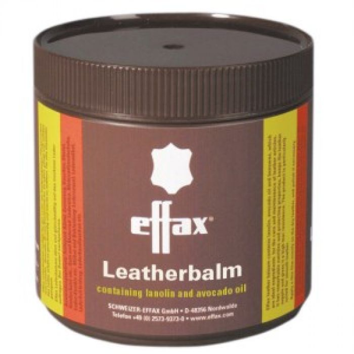 Leather Care - Effax Leather Balsam