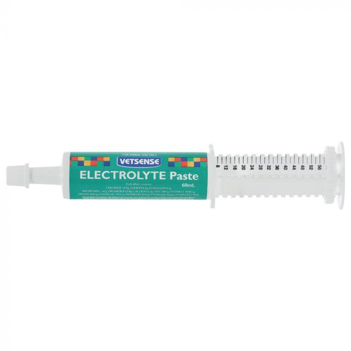 Vetsense Electrolyte Paste 60ml