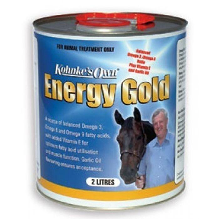Kohnke's own Energy Gold