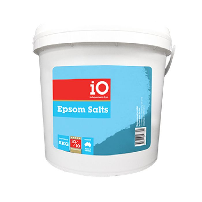 iO Epsom Salts (Magnesium Sulphate)