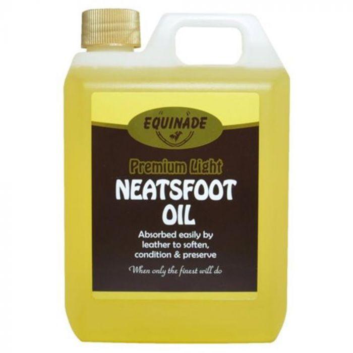 Equinade Neatsfoot Oil Premium Light 1L