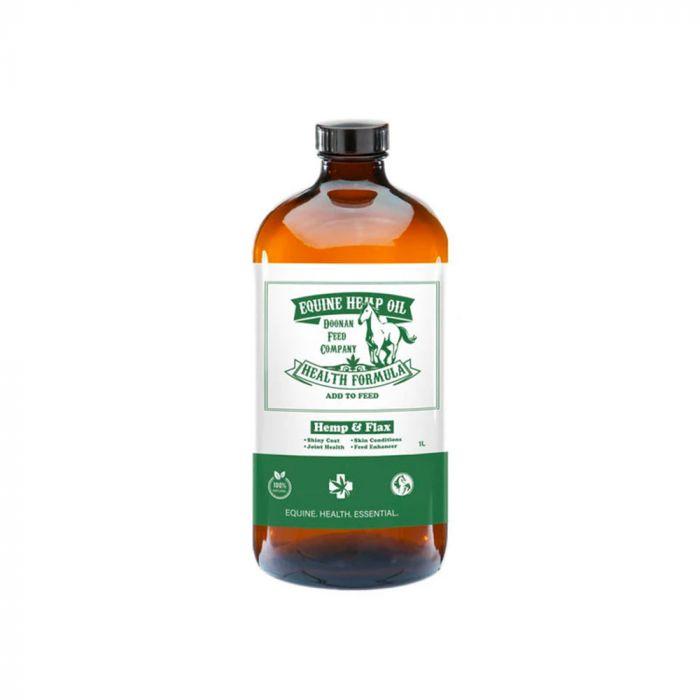 Equine Hemp-Flax Premium Oil - 1L