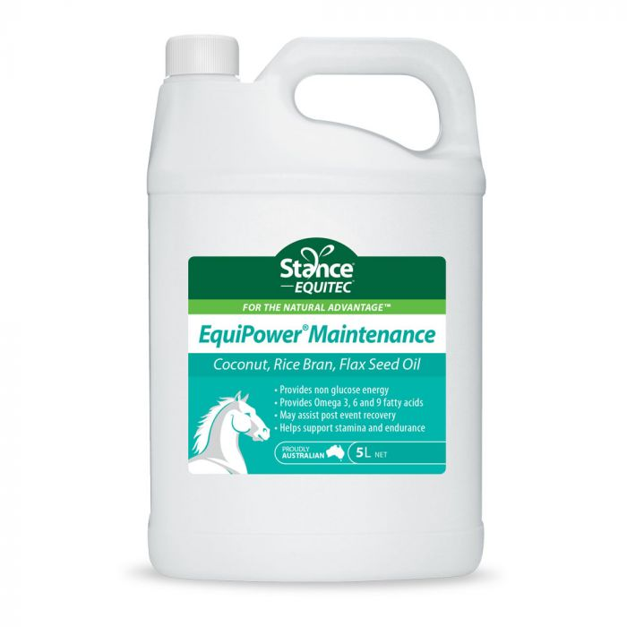 EquiPower Maintenance Oil by Equitec