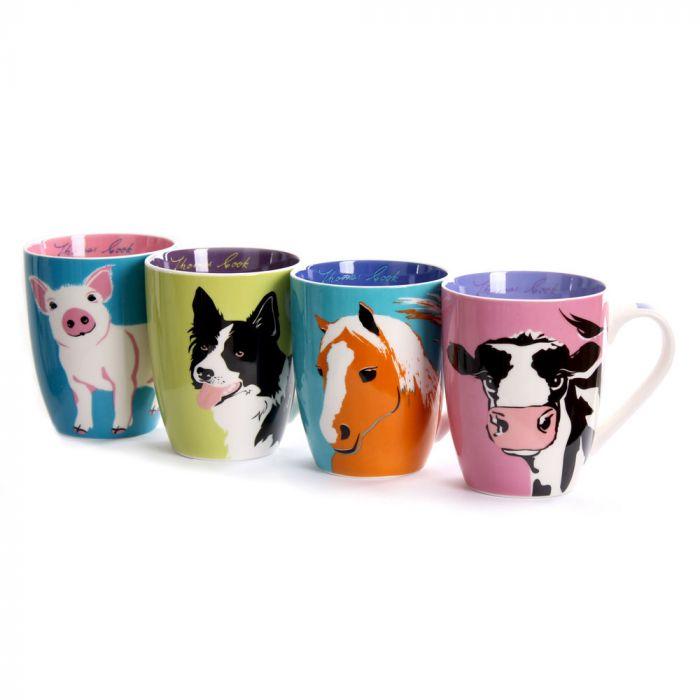 Thomas Cook Farm Mug