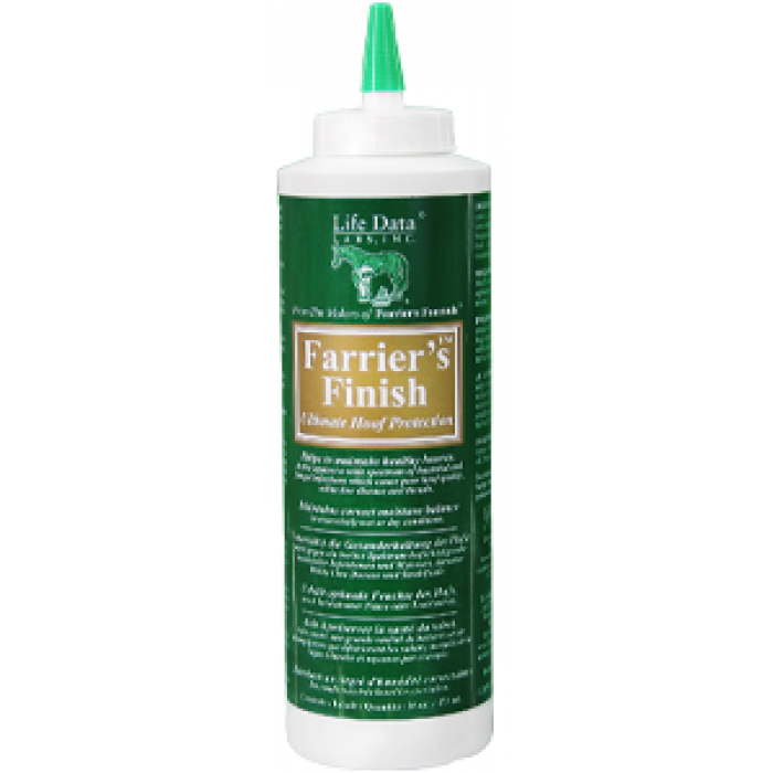 Life Data Farrier's Finish from the makers of Farriers Formula