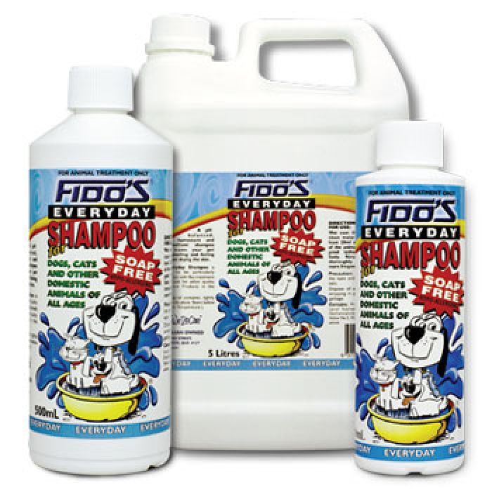 Grooming Products - Fido's Every Day Shampoo