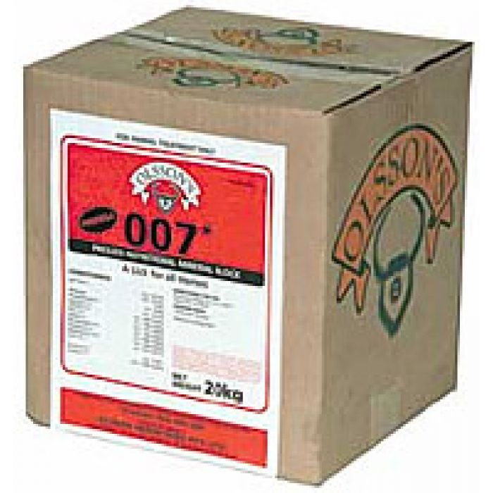 Olssons 007 mineral block 2kg