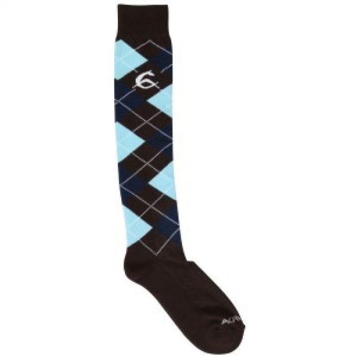 Acavallo Diamond Riding Socks