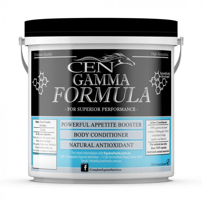 CEN Gamma Formula