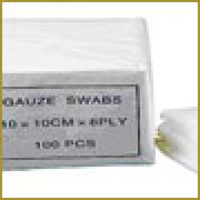 non-sterile gauze swabs