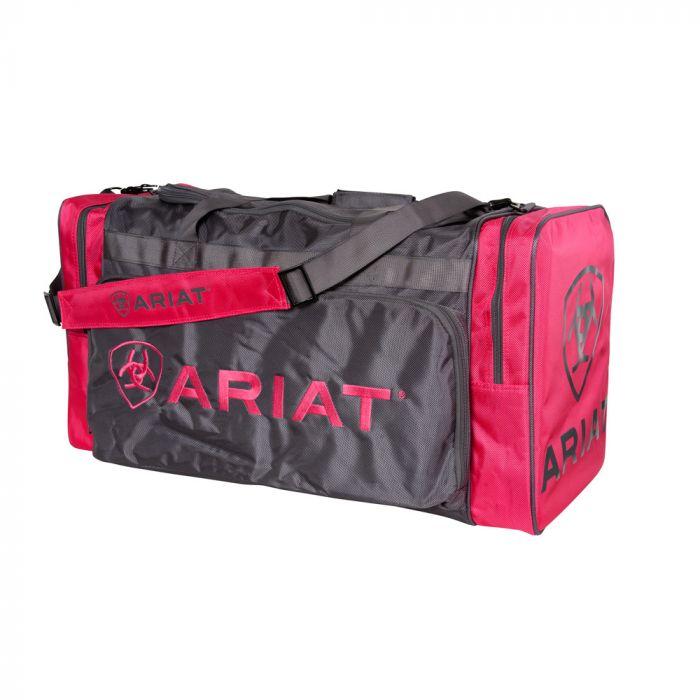 Ariat Gear Bag - Pink/Charcoal