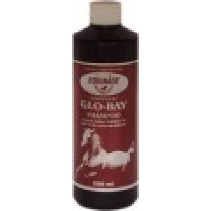 Equinade Glo Bay - Colour enancing shampoo for horses
