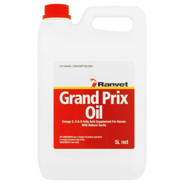 Ranvet Grand Prix Oil 5L