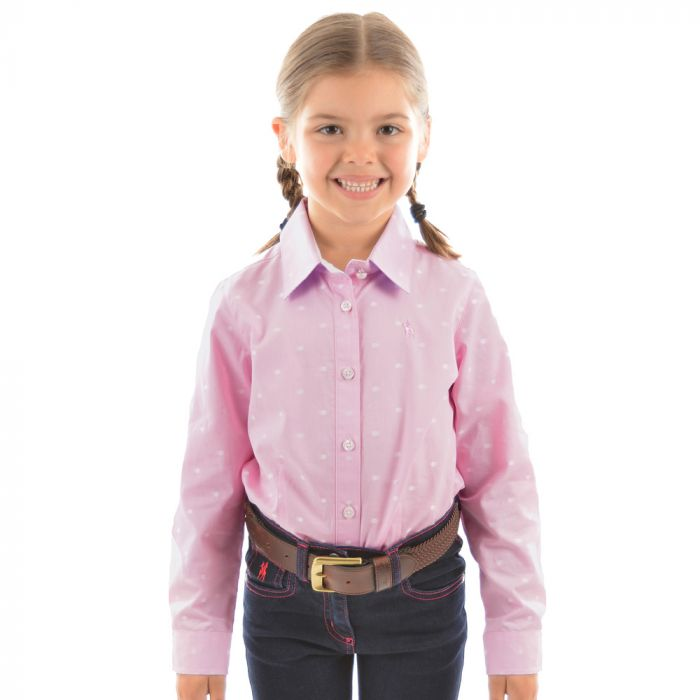 Thomas Cook Girls Chloe Long Sleeve Shirt