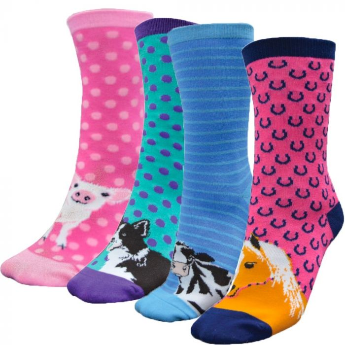 Thomas Cook Kids Homestead Socks