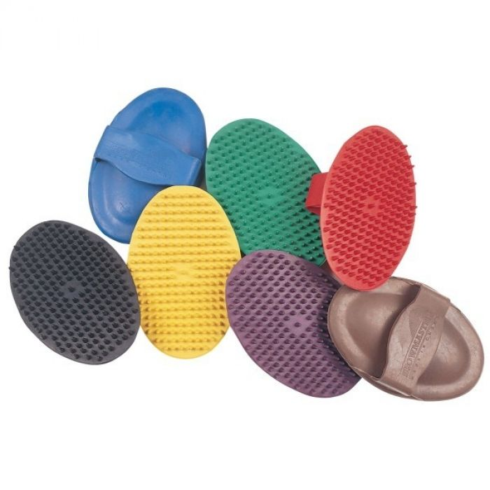 Rubber Massage Curry Comb