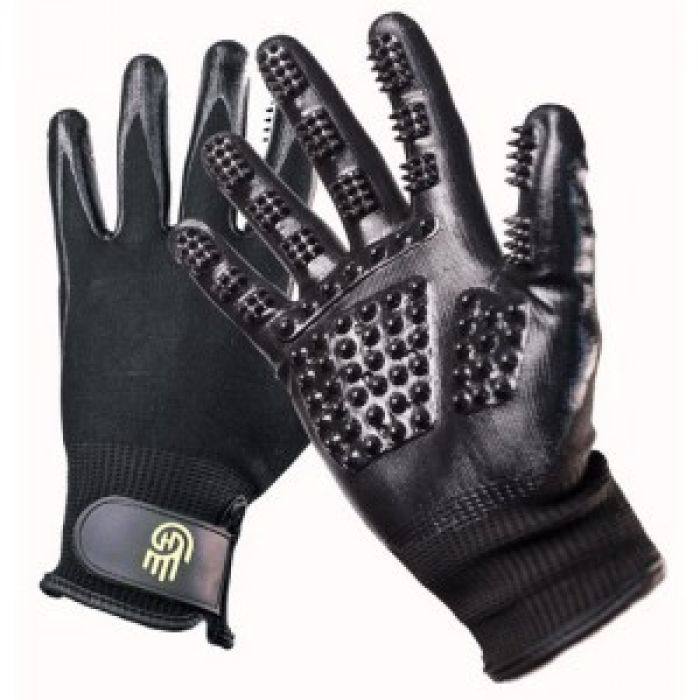 HandsOn Grooming Glove