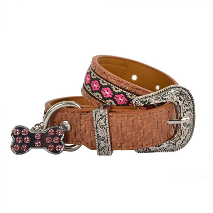 Pure Western Halley Dog Collar
