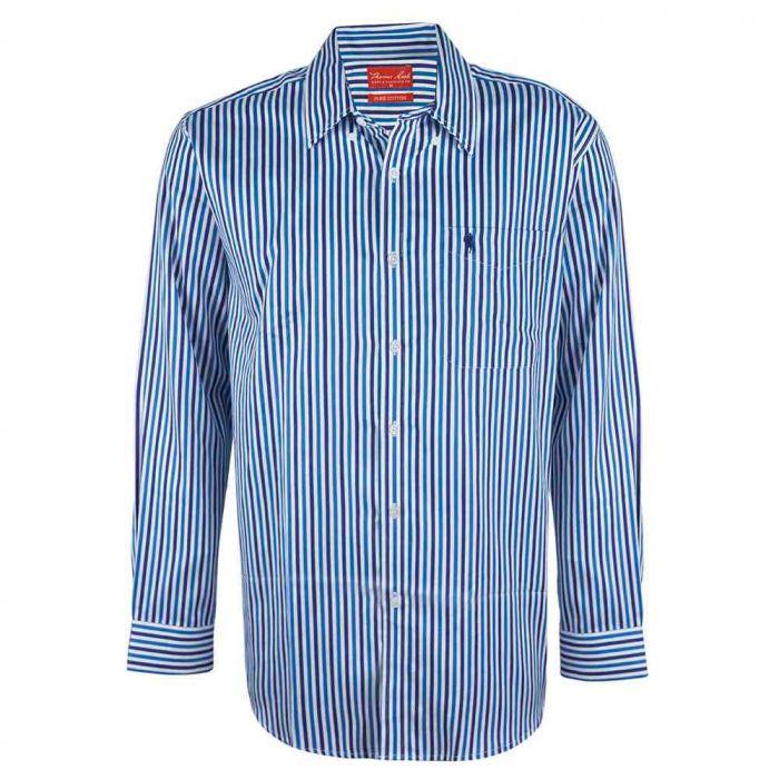 Thomas Cook Hawthorn Long Sleeve Striped Shirt