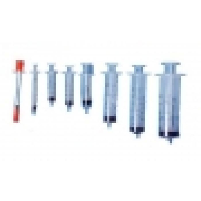 hypodermic syringe