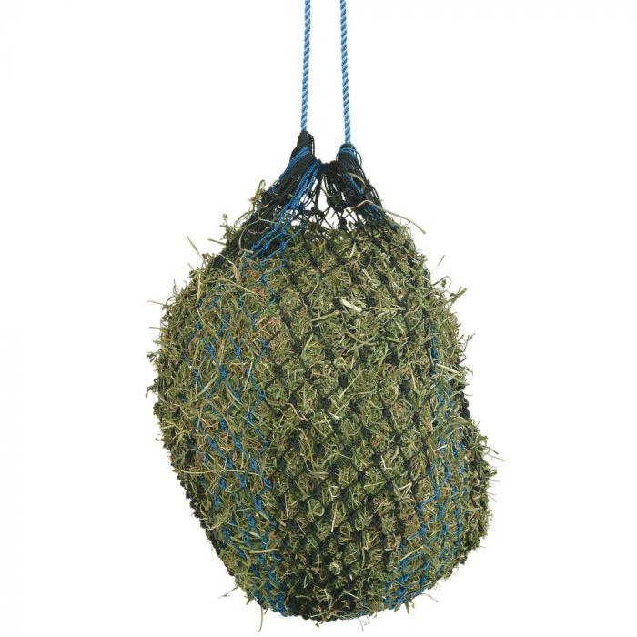 "Hay Net - Heavy Two Tone Poly Slow Feed - Small 36"""