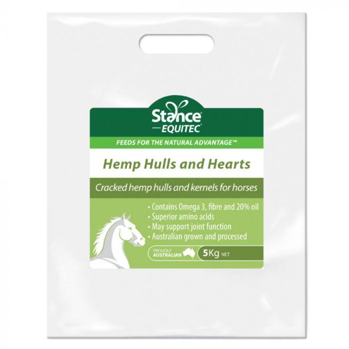 Hemp Hulls and Hearts - 4kg