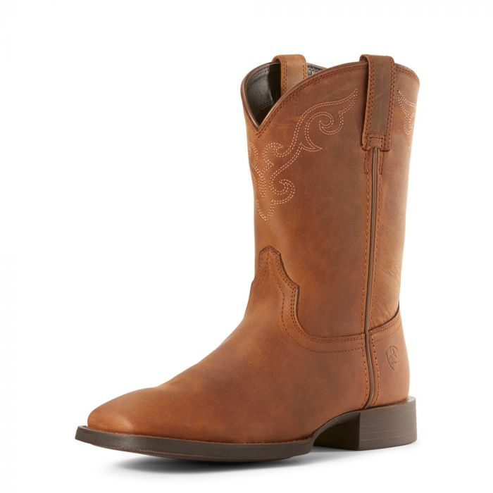 Ariat Womens Heritage Roper - Wide Square Toe